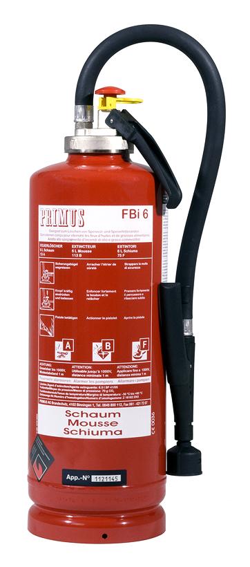 Top Dank unserem Service bleibt Ihr Feuerlöscher einsatzbereit AH74